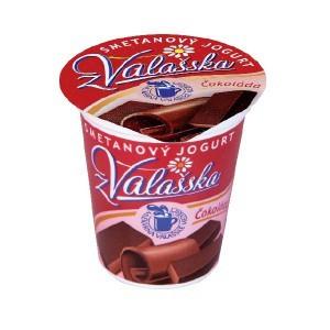Obrázek k článku Perla Zlínska 2014 - Smetanový jogurt z Valašska čokoláda
